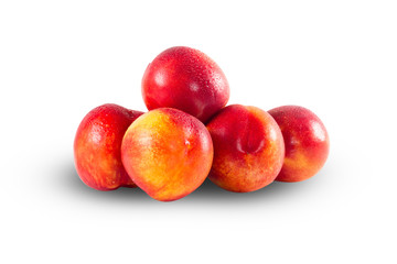 Fresh ripe Nectarines