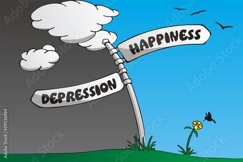 Choice: Depression or Happiness