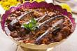 persian lamm stew with eggplant - xoresht-e badenjan
