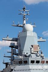 Shipborne radar