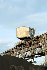 Kohlekran Offenbach am Main - Hafen - Bild 2