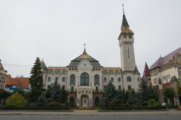 Town Hall of Târgu Mureș, Romania