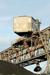 Kohlekran Offenbach am Main - Hafen - Bild 4