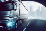 Nowoczesna ciężarówka - 59340927