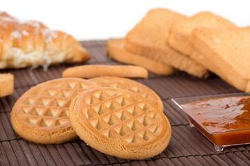 biscotti rotondi- colazione