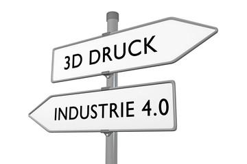 3D Druck / Industrie 4.0