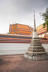 Thai Temple Wat Pho in Bangkok