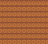 brickwork of the American fence