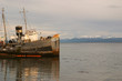 Stranded ship in Beagle Channel, Argentina - 59347323