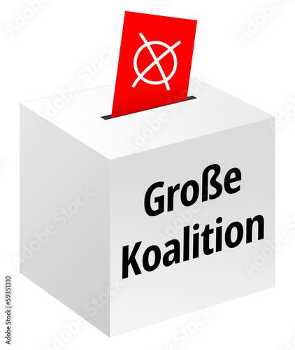 Große Koaliton