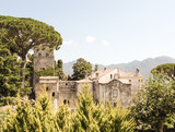Ravello's beautiful views and buildings