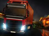 Night Truck - 59353937