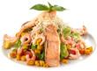 Seafood sald