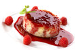 raspberry cheese dessert