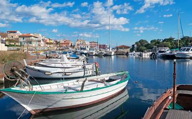 Stintino small port