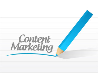 content marketing illustration design