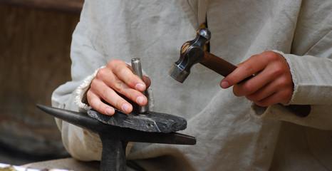 goldsmith's hands