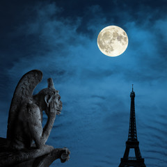 In a full moon