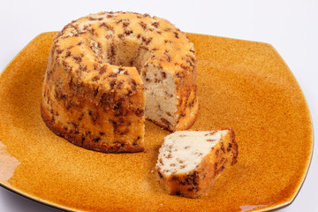 A brazilian cake called formigueiro