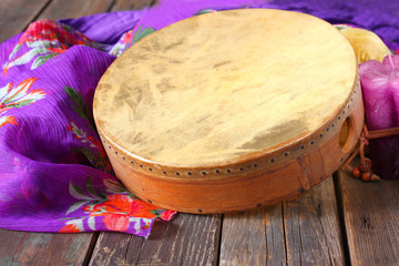 traditional ethnic hand drum