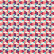 Geometric background, vector pattern