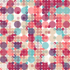 Geometric background, modern abstract, vector pattern