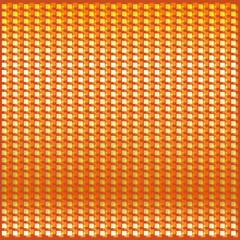 fond de petits carrés transparents dorés
