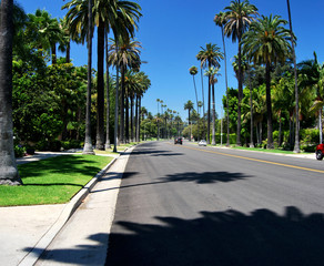 Avenue de Beverly Hills, Los Angeles