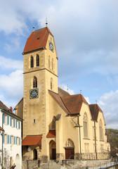 Catholic Church in Blumenfeld, Germany