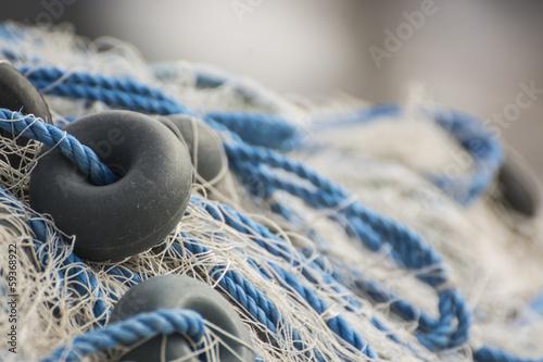Leinwanddruck Bild The Fishing