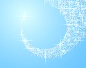 Sternschnuppe 流れ星 background