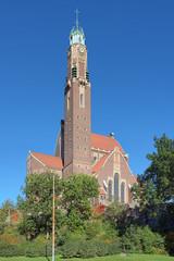 Engelbrekt Church in Stockholm, Sweden