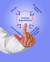 Online reputation