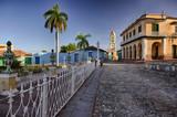 Plaza Mayor Trinidad, Kuba