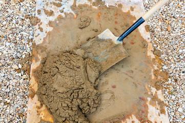 Mortar Mixture