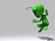 Alieno - salto