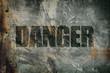 grunge danger