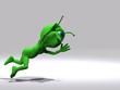 Alieno - prendere al volo