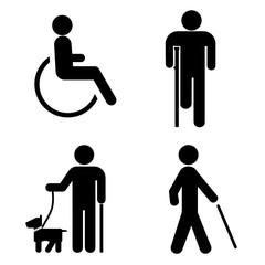 Handicapés;