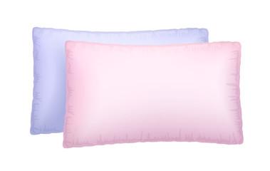 Two pillows.