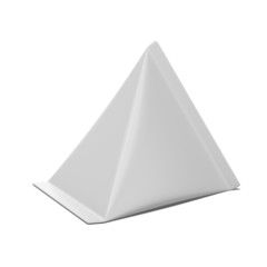 Triangle Carton package