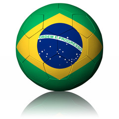 Pallone Calcio_Brasile