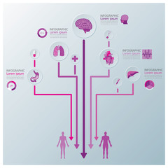 Health And Medical Infographic Infochart