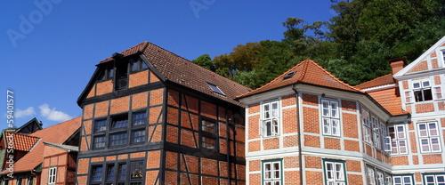 LAUENBURG a..d. Elbe - Altstadtpanorama