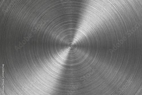 Foto op Aluminium Metal Metall
