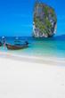 plage de Poda Island, Krabi, Thaïlande