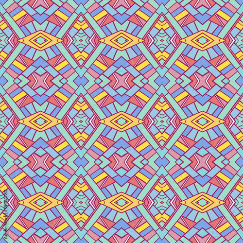 striped seamless color pattern