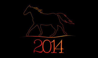 2014 - year of he horse