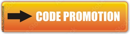 bouton code promotion