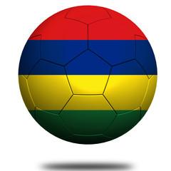 Mauritius soccer